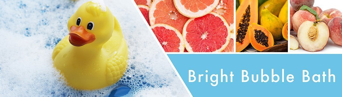 Bright Bubble Bath Fragrance