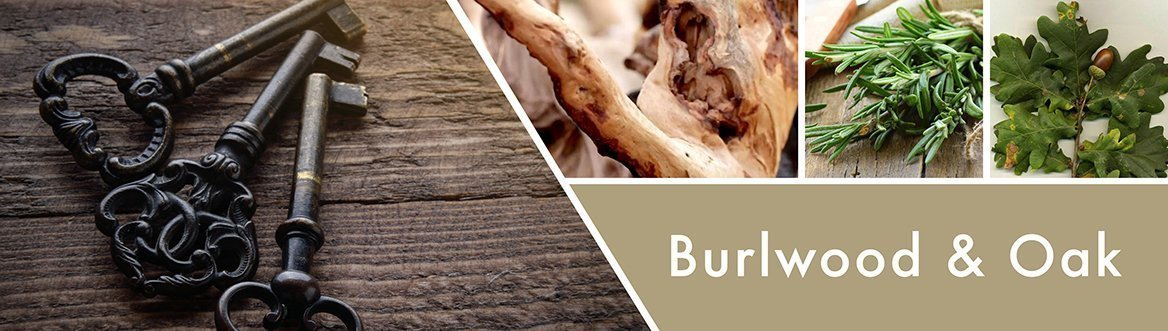 Burlwood & Oak Fragrance