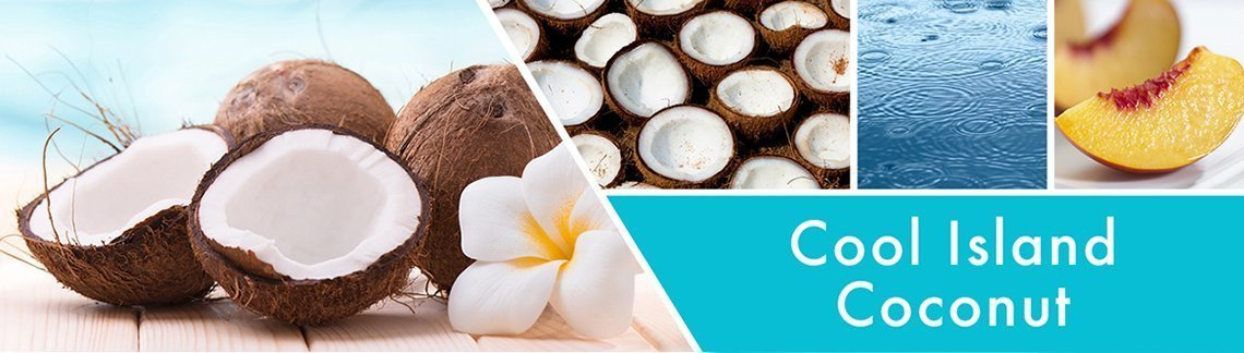 Cool Island Coconut Fragrance