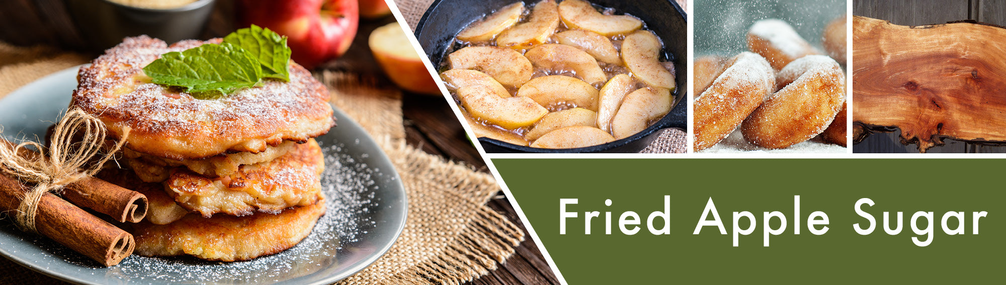 Fried Apple Sugar Fragrance
