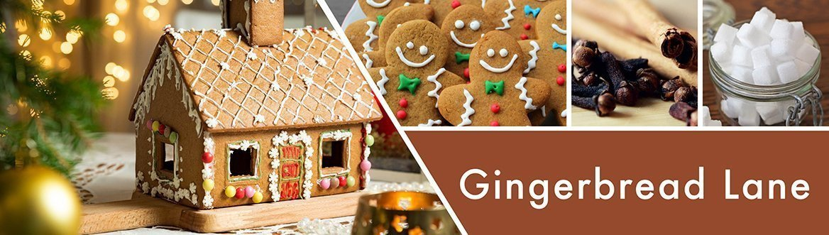 Gingerbread Lane Fragrance