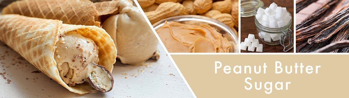 Peanut Butter Sugar Fragrance