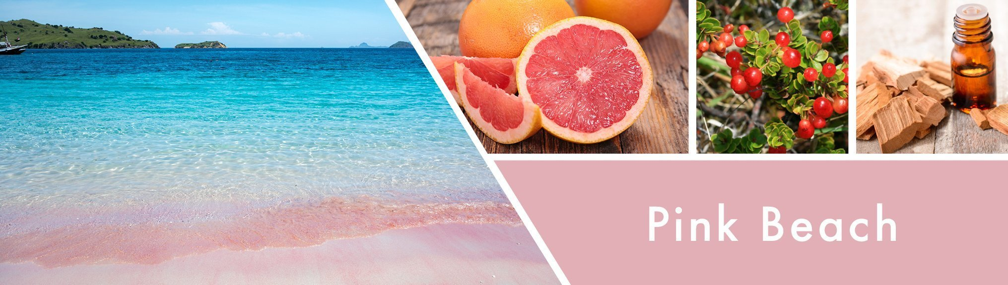 Pink Beach Fragrance