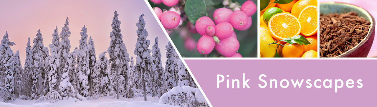 Pink Snowscape Fragrance