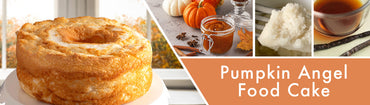 Pumpkin Angel Food Cake Fragrance