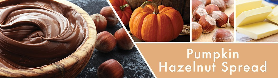 Pumpkin Hazelnut Spread Fragrance