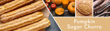Pumpkin Sugar Churros Fragrance