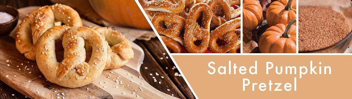 Salted Pumpkin Pretzel Fragrance