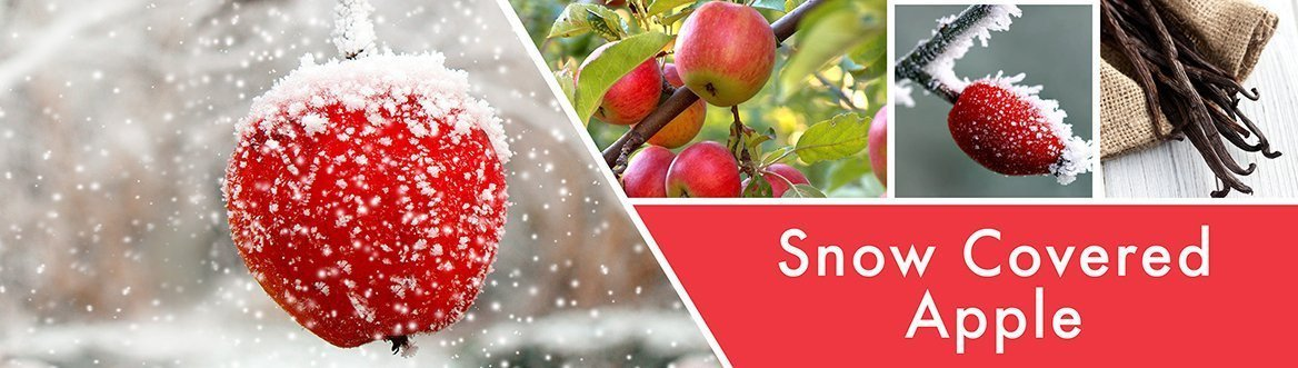 Snow Covered Apple Fragrance