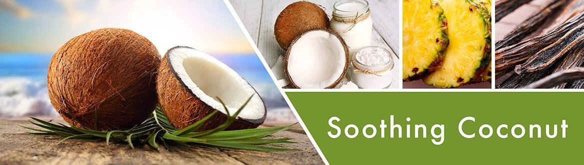 Soothing Coconut Fragrance