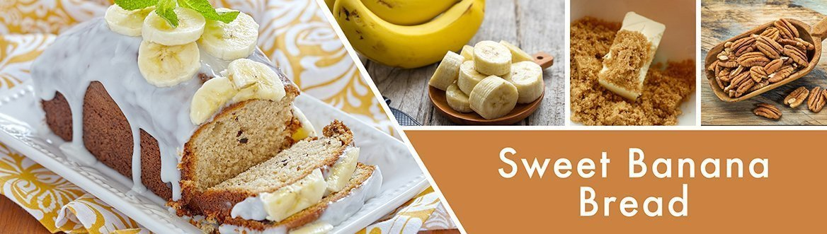Sweet Banana Bread Fragrance