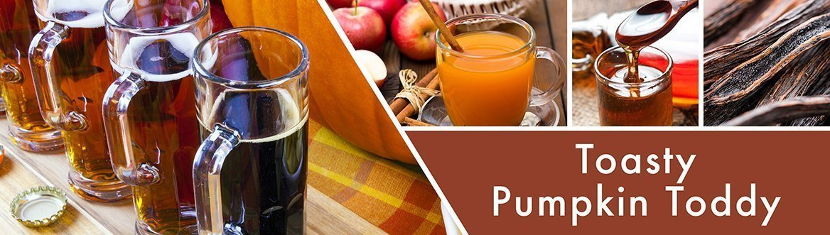 Toasty Pumpkin Toddy Fragrance