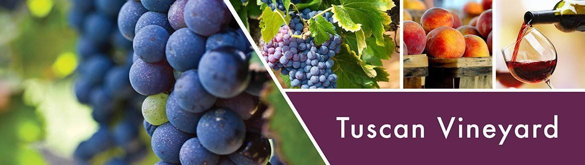 Tuscan Vineyard Fragrance