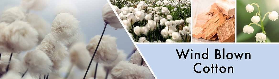 Wind Blown Cotton Fragrance