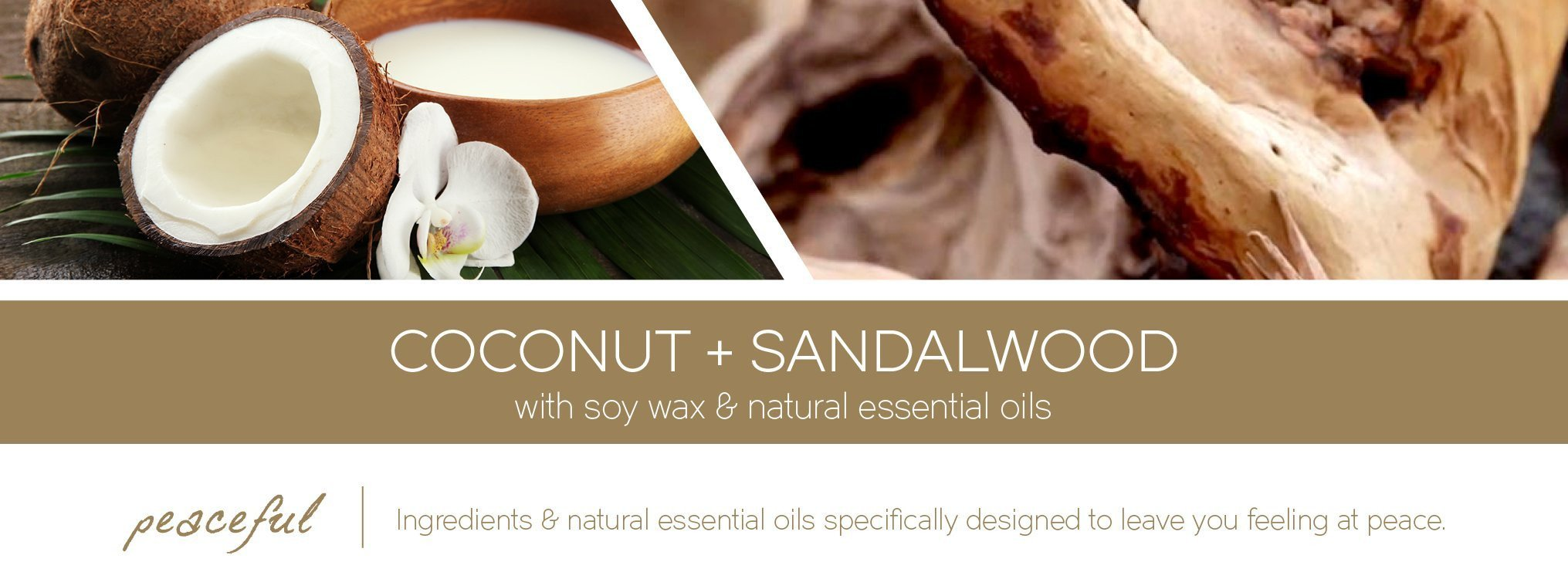 Coconut Sandalwood Fragrance