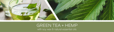 Green Tea Hemp Fragrance