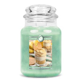 Banana Pudding Large Jar Candle