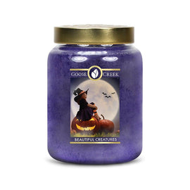 Beautiful Creatures Large Jar Candle