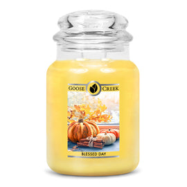 Blessed Day Large Jar Candle