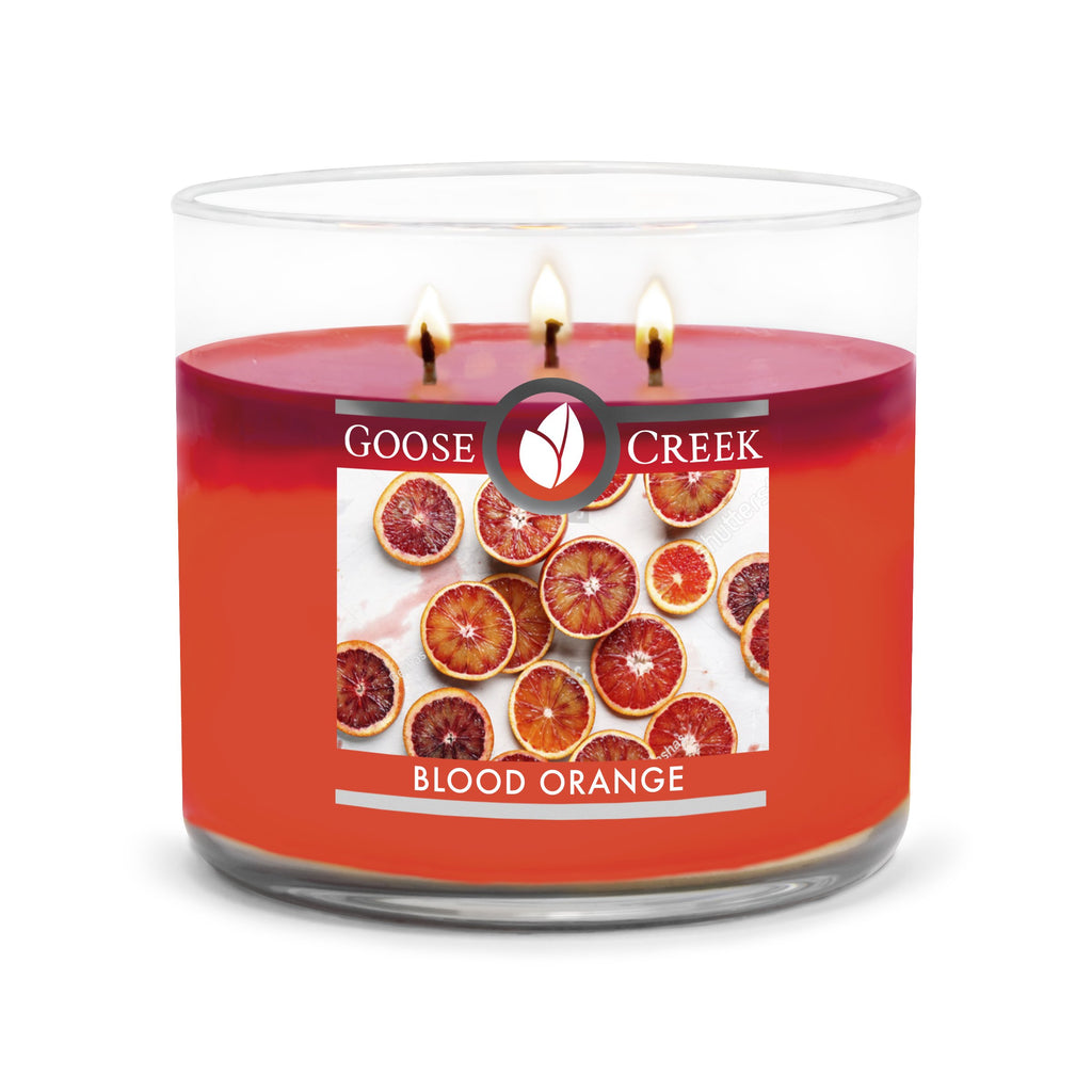Blood Orange Large 3-Wick Candle