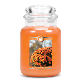 Blooming Harvest Large Jar Candle