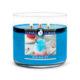 Blue Raz Icy Large 3-Wick Candle