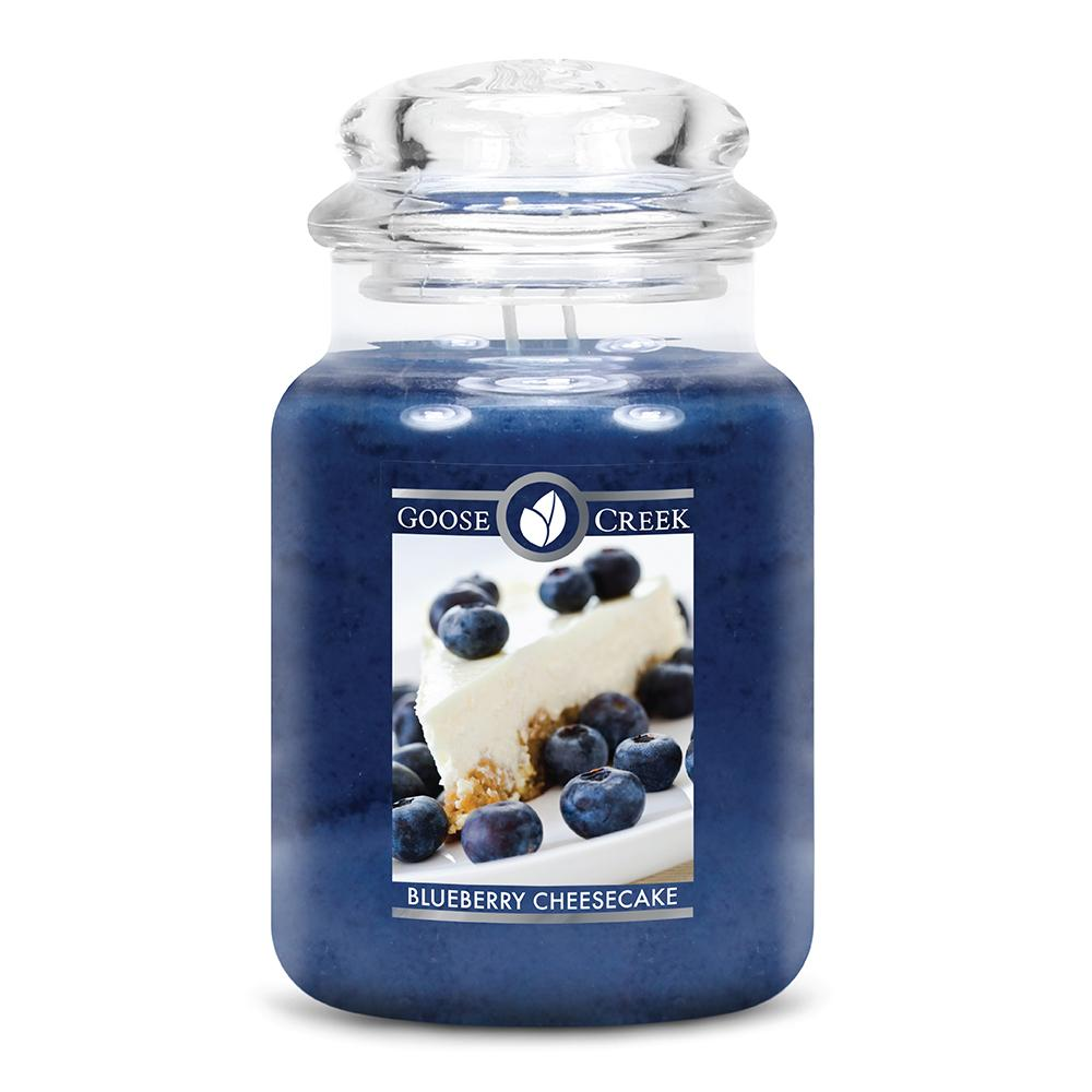 Blueberry Cheesecake Large Jar Candle
