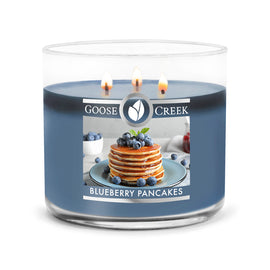 Blueberry Pancakes Large 3-Wick Candle