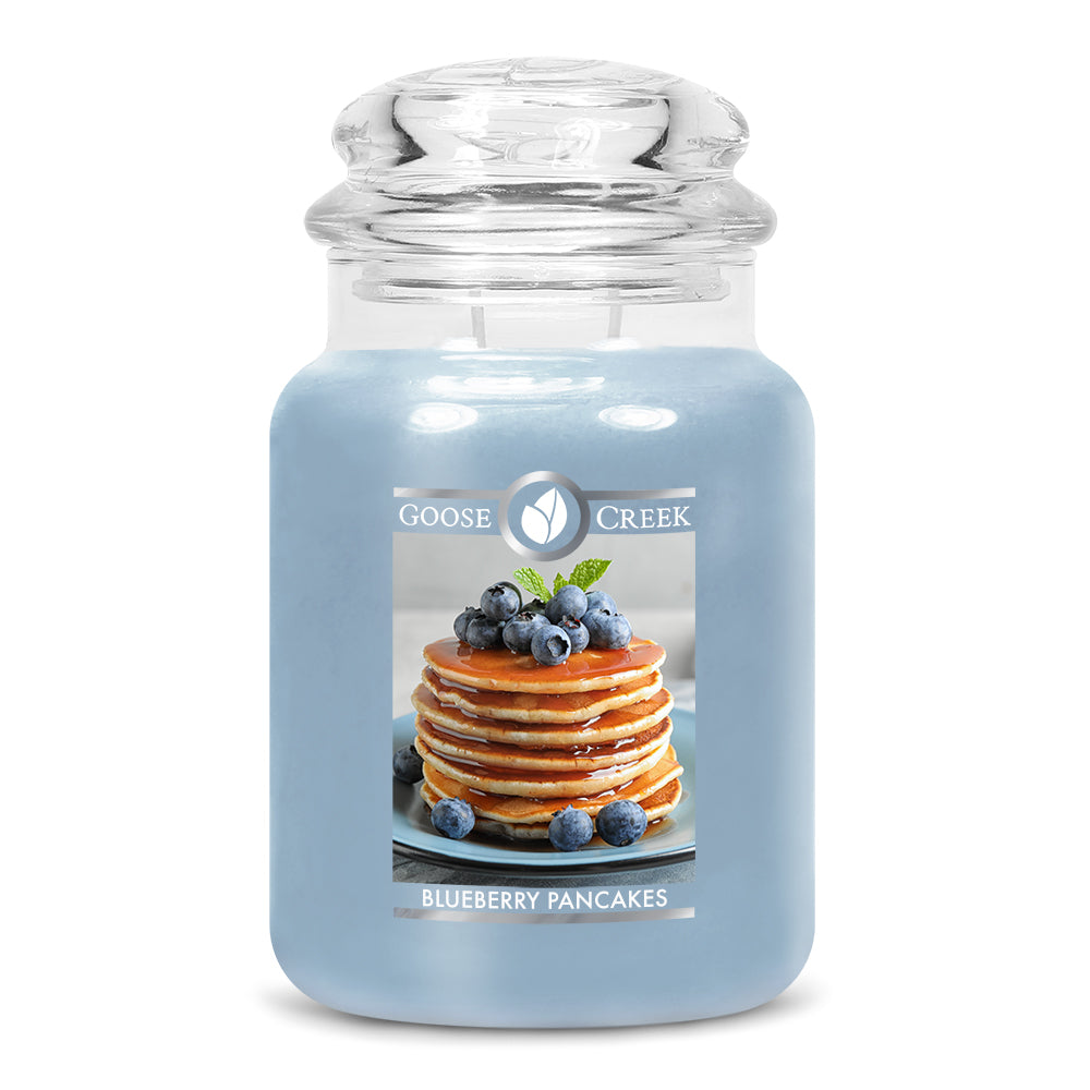 Blueberry Pancakes Large Jar Candle
