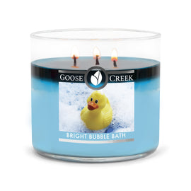Bright Bubble Bath Large 3-Wick Candle