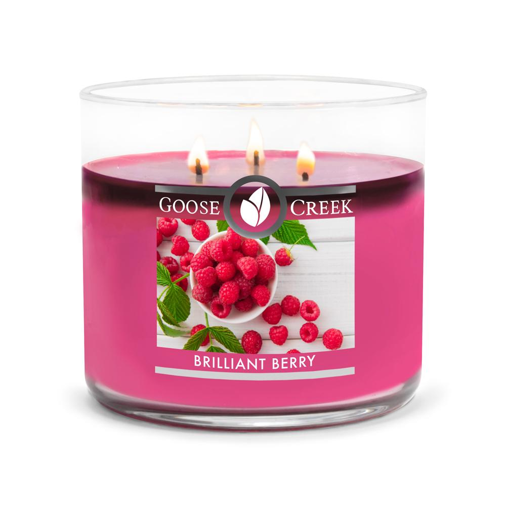 Brilliant Berry Large 3-Wick Candle