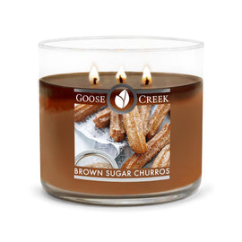 Brown Sugar Churros Large 3-Wick Candle
