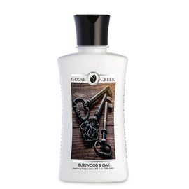Burlwood & Oak Hydrating Body Lotion