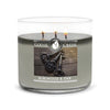 Burlwood & Oak Large 3-Wick Candle