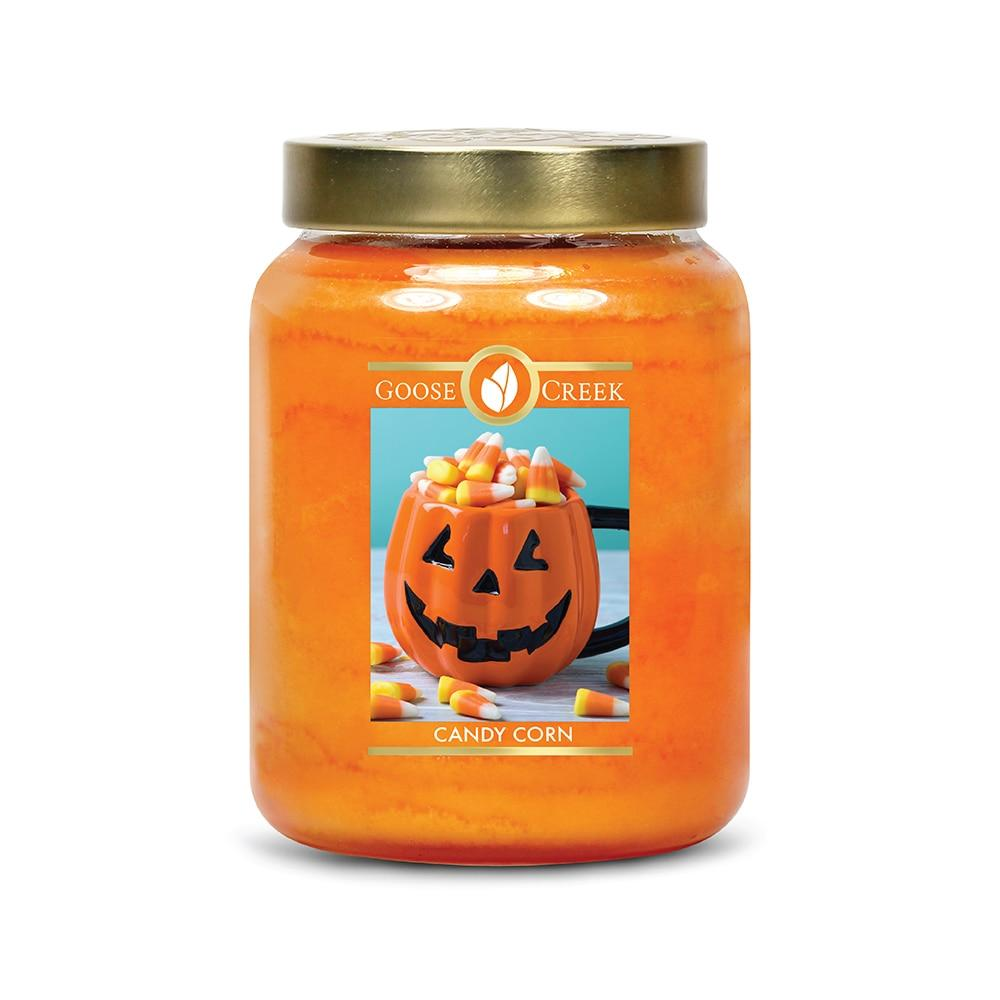 Candy Corn Large Jar Candle