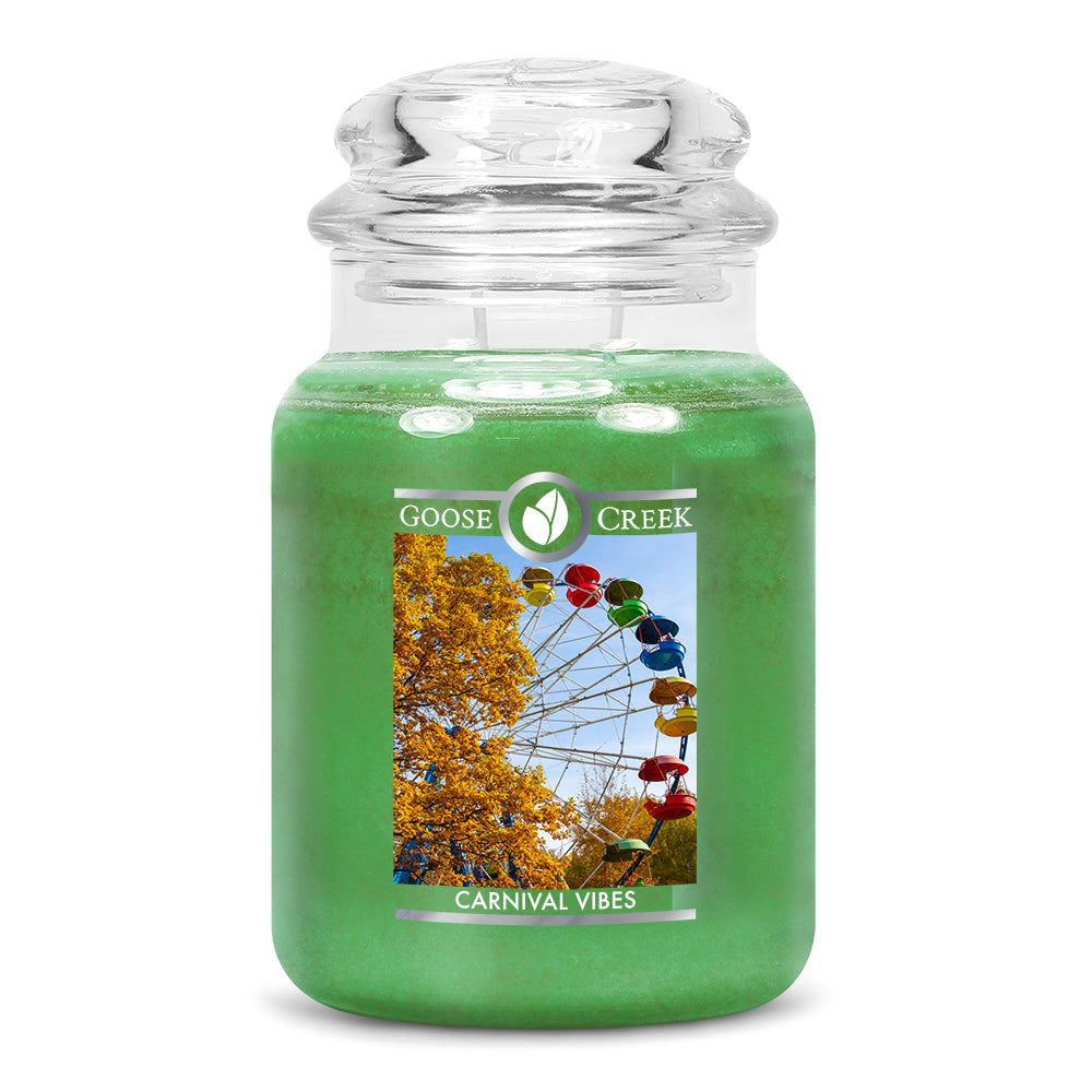 Carnival Vibes Large Jar Candle