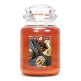 Carrot Cake Large Jar Candle