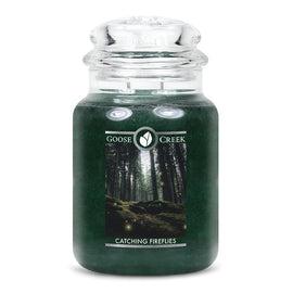 Catching Fireflies Large Jar Candle