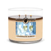 Champagne Bubbles Large 3-Wick Candle