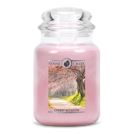 Cherry Blossom Large Jar Candle