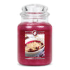 Cherry Cobbler Large Jar Candle