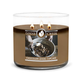 Chocolate Angel Cupcake Large 3-Wick Candle