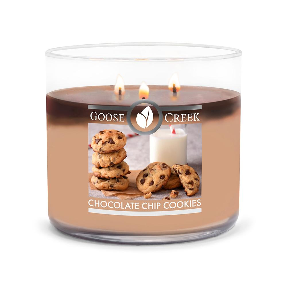 Chocolate Chip Cookies Large 3-Wick Candle