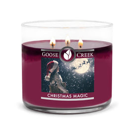 Christmas Magic Large 3-Wick Candle