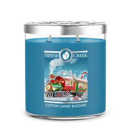 Cotton Candy Blizzard 16oz Large Jar Candle