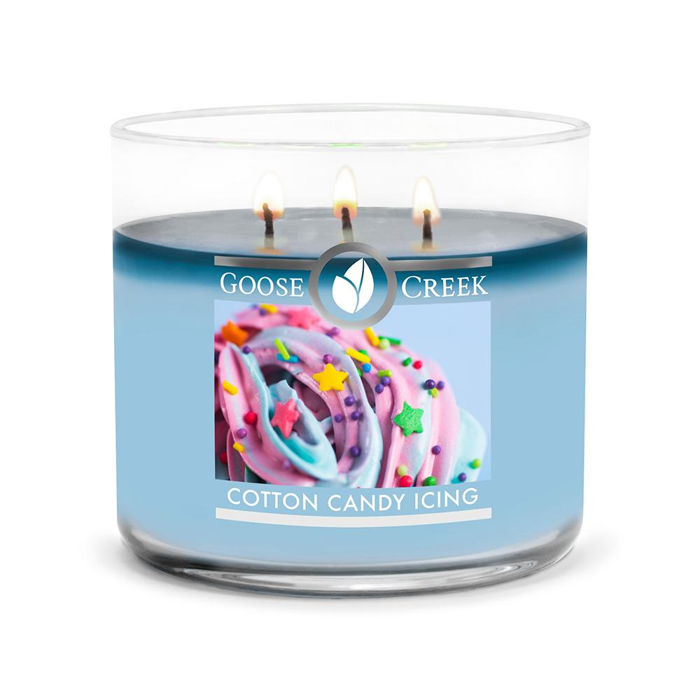 Cotton Candy Icing Large 3-Wick Candle