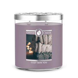 Cozy With You 16oz Large Jar Candle