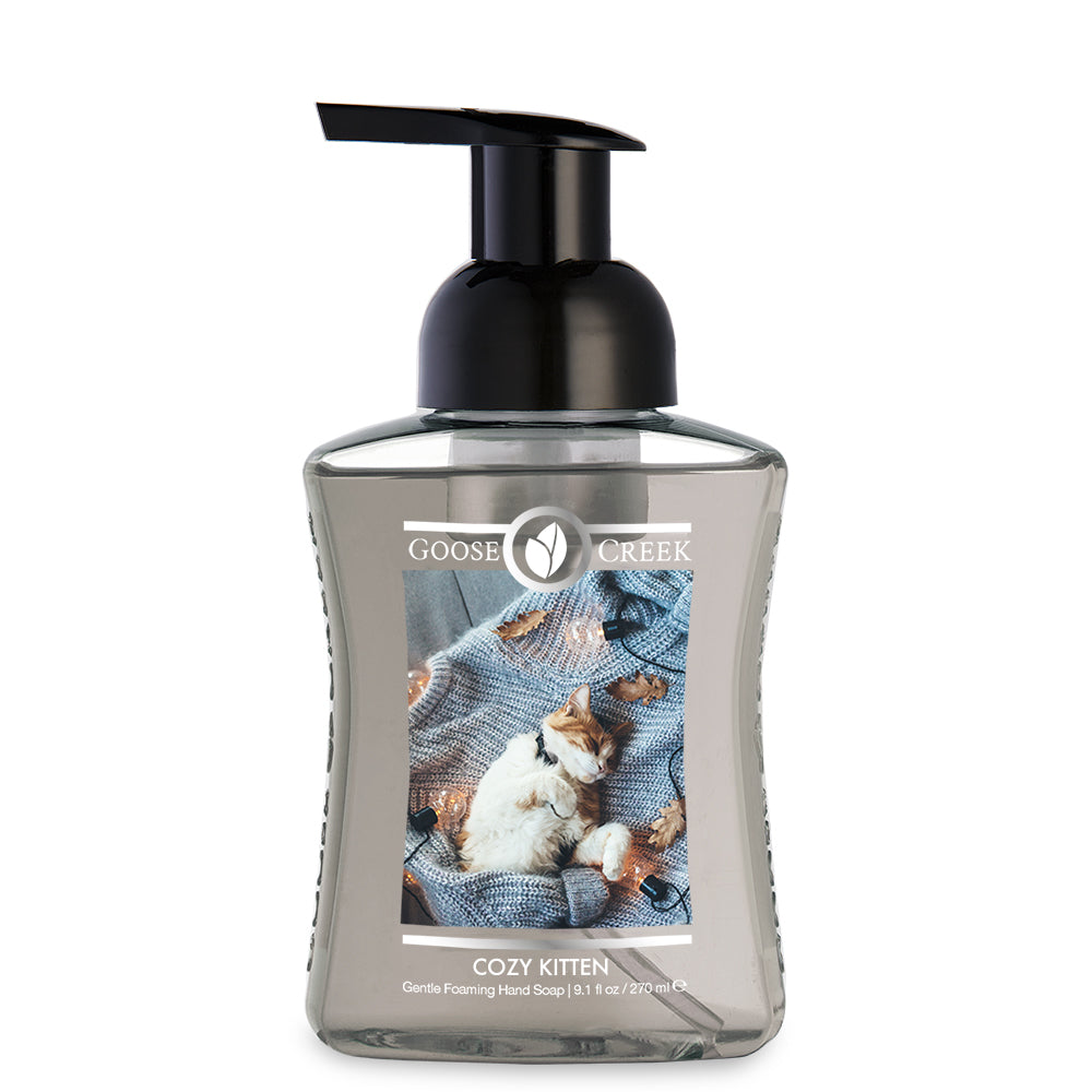 Cozy Kitten Lush Foaming Hand Soap