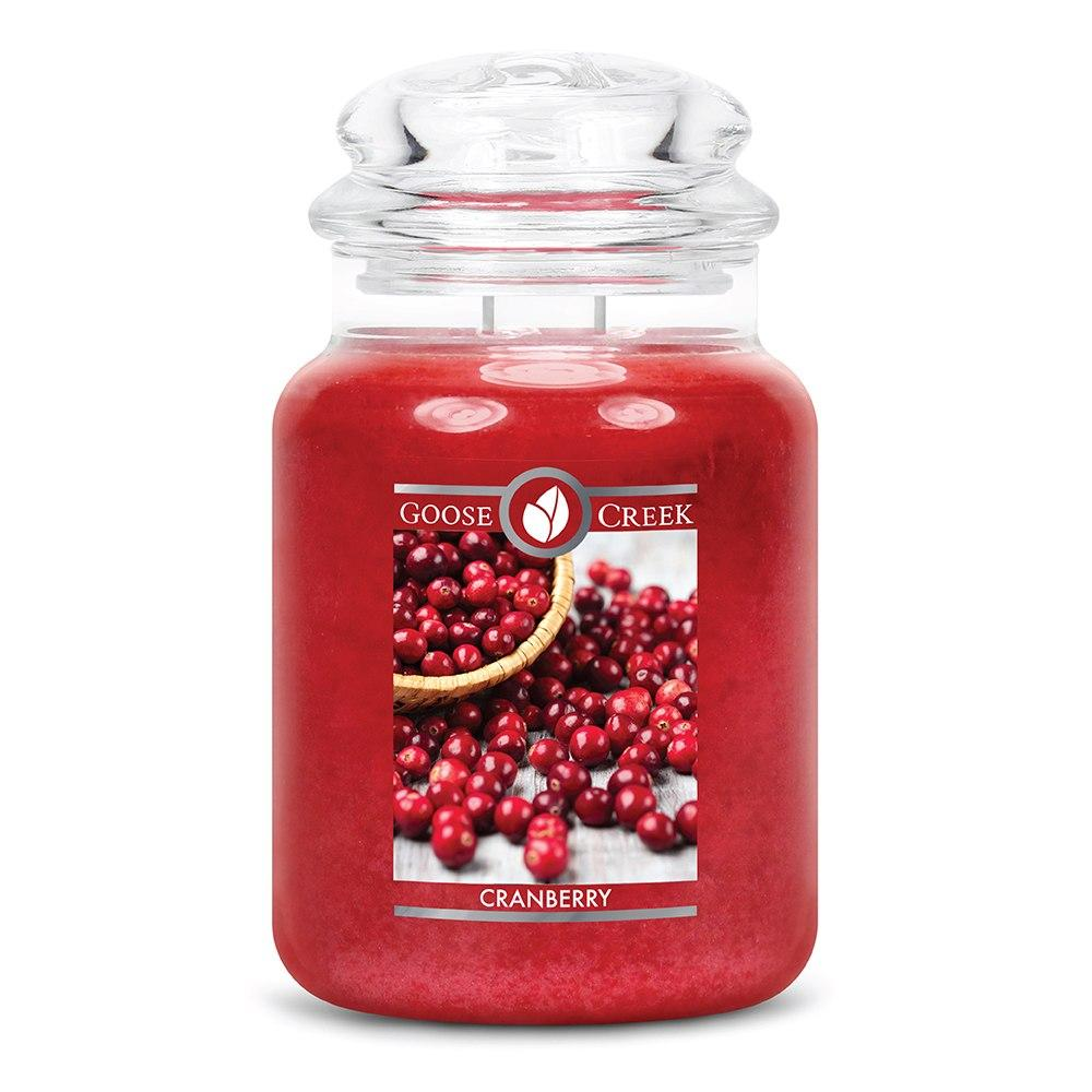 Cranberry Large Jar Candle