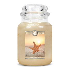 Day in the Sun Large Jar Candle